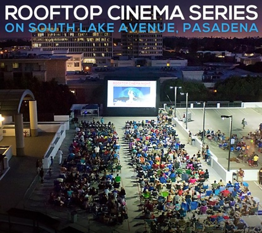 Rooftop Cinema Series pic 2