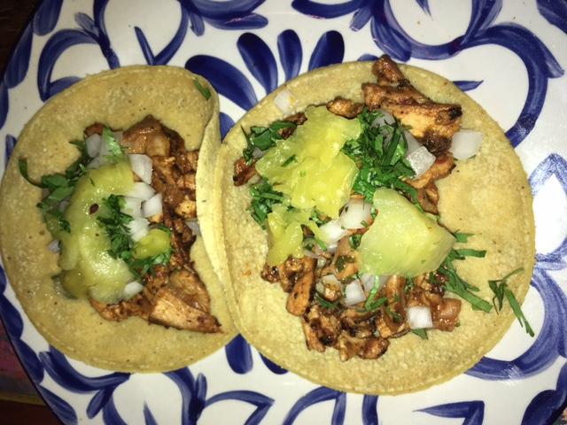 Tacology Pollo Tacos