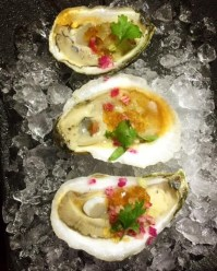 Oysters Delight - Lure Fishbar