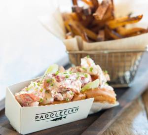 Paddlefish Orlando September Events - Lobster Roll