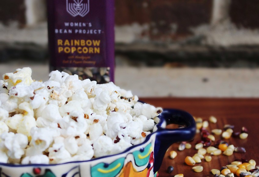 Women's Bean Project Popcorn