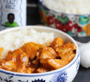 9 Lazy Kidz Curry Chicken