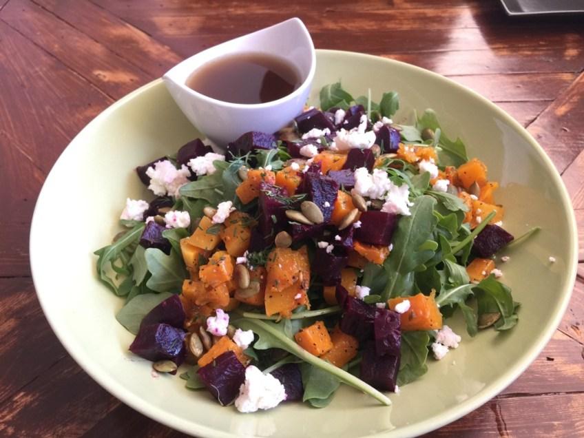DOMA Kitchen Autumn Salad 1