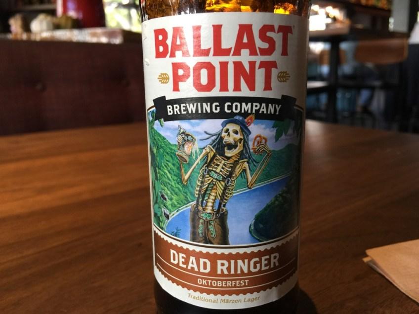 JFAT Oktoberfest Dead Ringer Beer