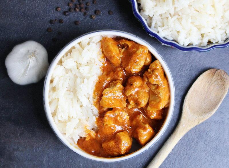 9 Lazy Kidz Curry Chicken 2