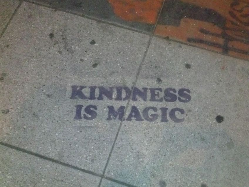 Magical Kindness!