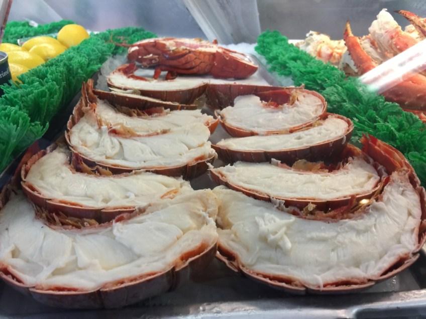 Captain Kidd's Lobster Halved