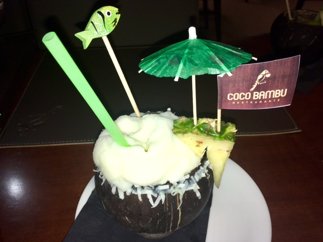 Coco Bambu Cocktail