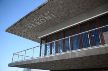 House of Peroni Outside