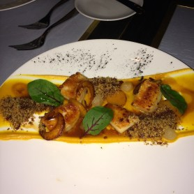 Scarpetta Roasted Diver Scallops