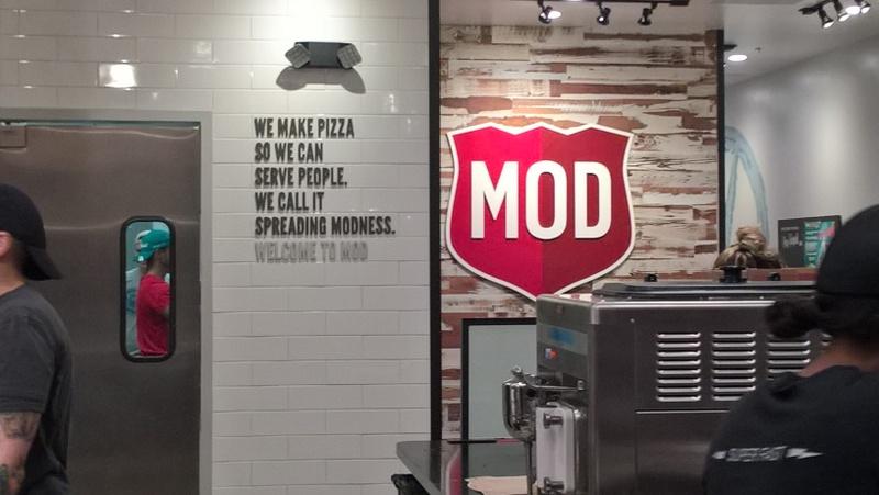 M.O.D.Pizza
