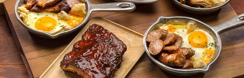 Smokey Bones Fire Grill Review
