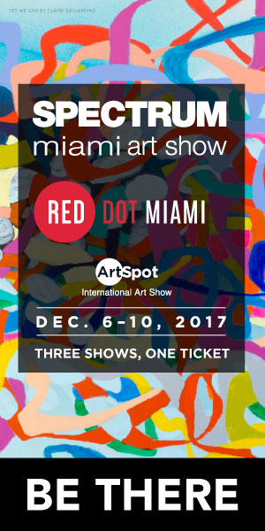 RED DOT MIAMI ART BASEL