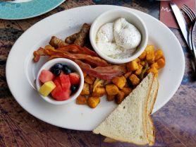 Maya's Grill Jumbo Breakfast