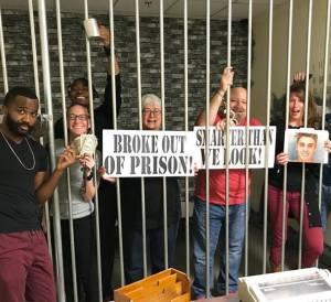 Adventure Vault Prison Redemption