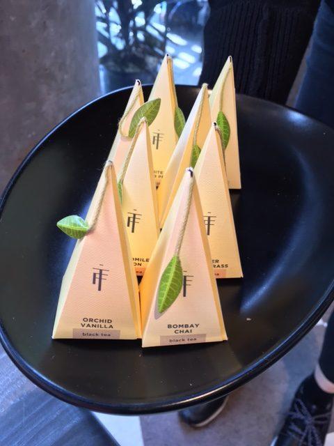 LaMuse Café Tea