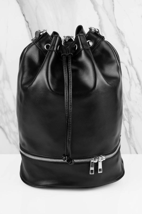 Travel Clothes TOBI Black Bag