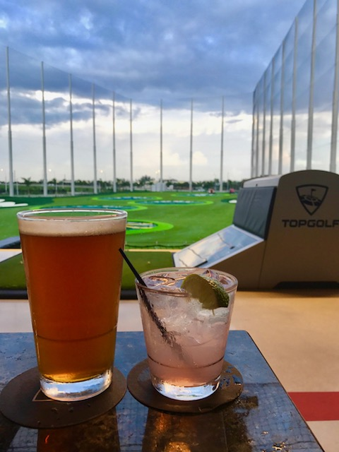 Top Golf Cocktails