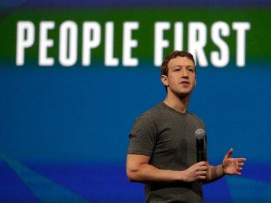 13. Mark Zuckerberg