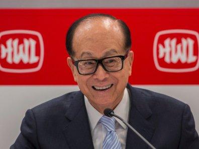 14. Li Ka-shing