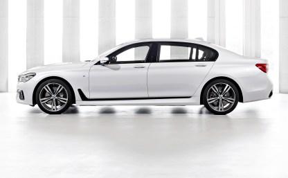 Novi BMW serije 7 [2015] - BMW-jev pogled v prihodnost in sedmica