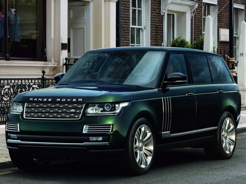 Range Rover Holland & Holland – najdražji Land Rover vseh časov