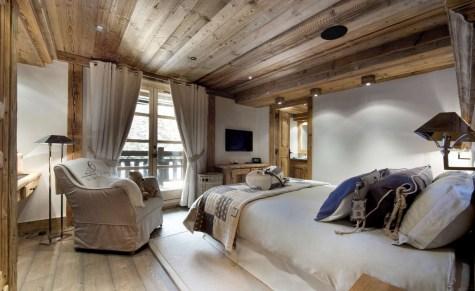 Le Petit Chateau: Najbolj luksuzna zimska koča na svetu