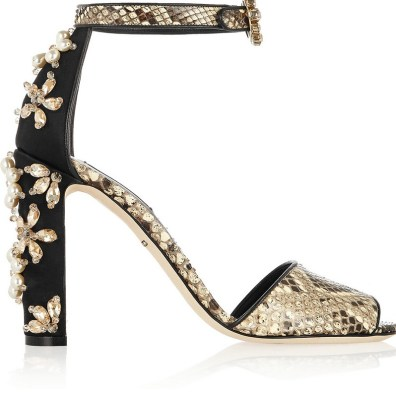 Ekstravagantni čevlji: Dolce & Gabbana