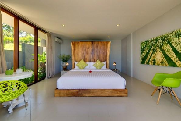 Malimbu Cliff Villa, Lombok, Indonezija