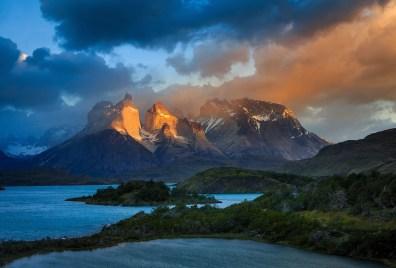 Gleb Tarro, National Geographic Your Shot: Torres del Paine National Park, Čile