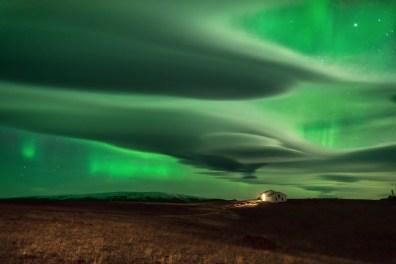 Daniele Boffelli: Severni sij nad Islandijo