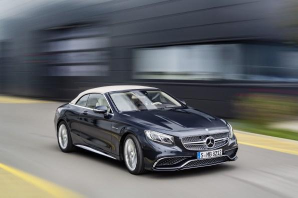 Novi Mercedes-AMG S65 Cabriolet