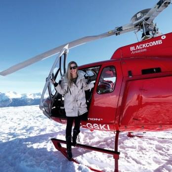 Kiersten Rich, dekle, ki potuje po svetu in je za svoje potovanje plačano.