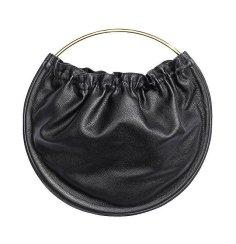 H&M Round Leather Bag