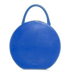 Mansur Gavriel Leather Circle Bag