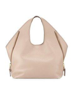 Tom Ford 'Jennifer' Side-Zip Medium Leather Hobo Bag