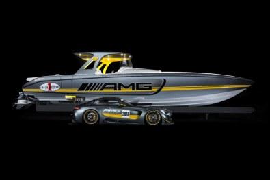 Gliser Cigarette Racing 41' SD GT3