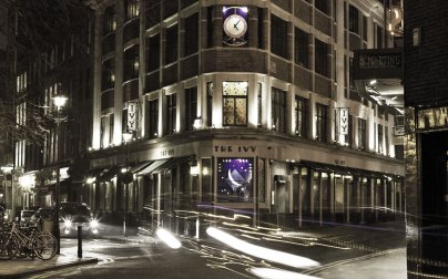The Club at The Ivy, London, Anglija