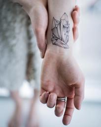 Tattoo You: začasni tatuji