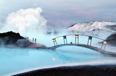Grindavík, Islandija: Blue Lagoon