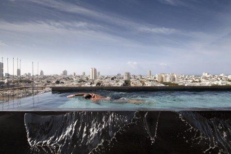 Antokolsky Pentohouse, Tel Aviv, Izrael