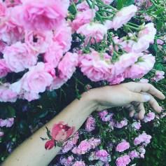 Čudoviti tatuji, ki navdih iščejo v naravi.
