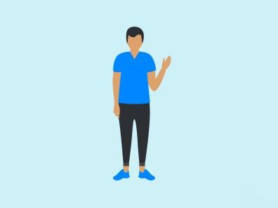 Če imate odprto držo telesa, delujete bolj dostopni. Ta poza izžareva samozavest, moč in zaupanje. S tem delujete bolj mamljivi in privlačni.