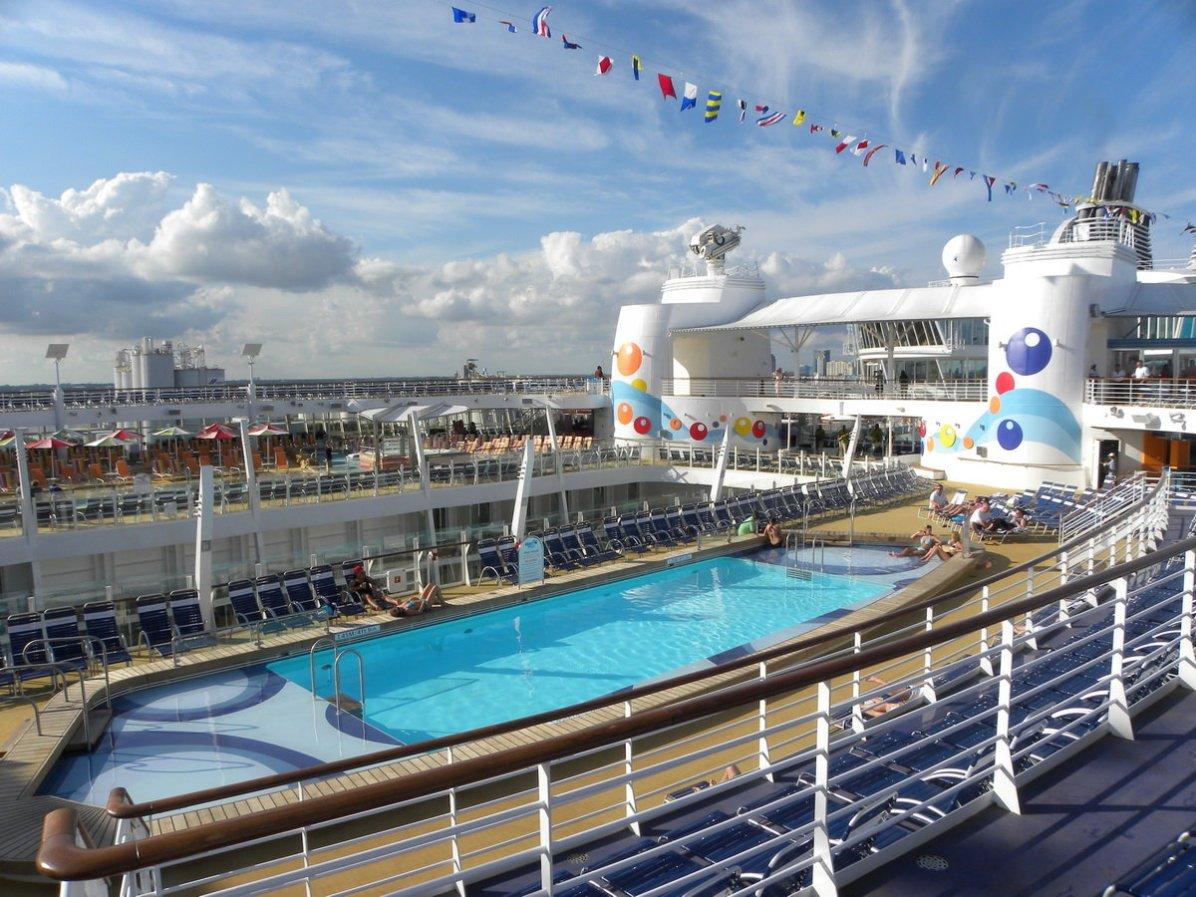 Križarka Oasis of the Seas