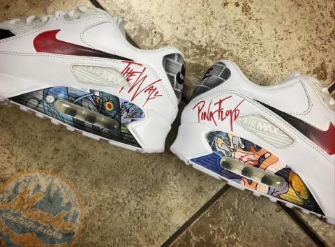 Top personalizirane superge: Pink Floyd Nike Air Max
