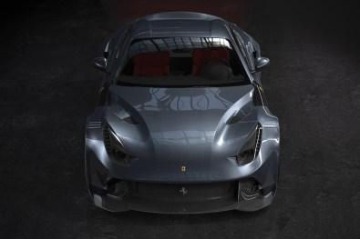 Ferrari F12 Caballería by Bengala