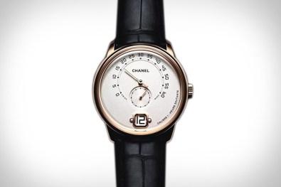 Monsieur de Chanel Calibre 1 – 44.600 evrov