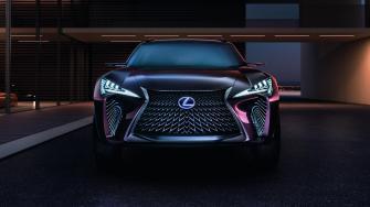 Koncept Lexus UX