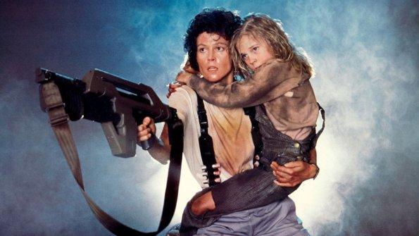 12. Ripley (Sigourney Weaver) - Alien filmi