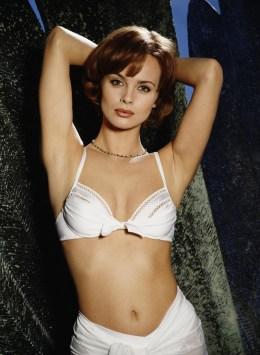 1995: Izabella Scorupco kot Natalya Simonova (James Bond – Zlato oko)